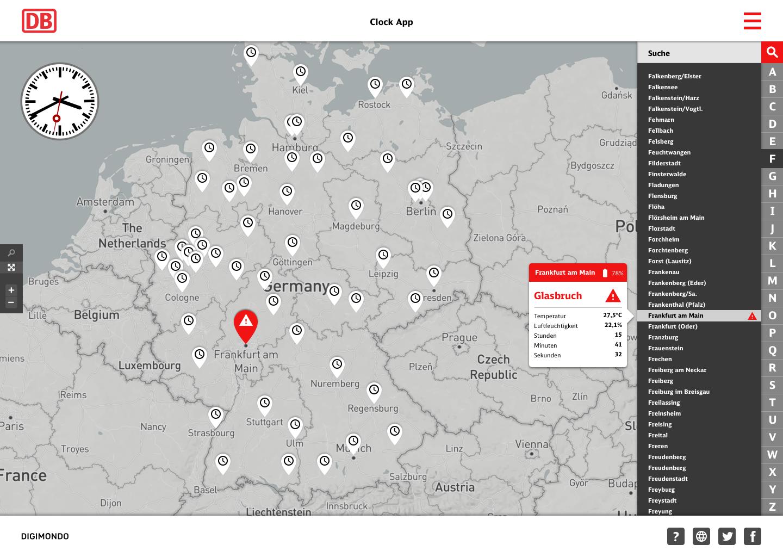 db clock app desktop